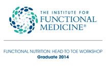 Functional Medicine Badge 2014
