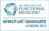 Functional Medicine graduate badge 2015